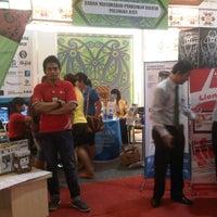 Photo taken at Lokasi Pameran EXPO Kalteng by Hardianda R. on 5/21/2013