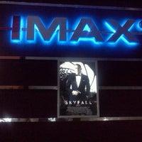 Photo taken at IMAX XX Century - 20th Century by Lola E. on 10/19/2012