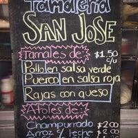 Photo taken at Tamaleria San Jose Food Truck by Rzemog79 on 12/2/2013