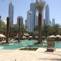 4/10/2013 tarihinde Caroline Vranckenziyaretçi tarafından One and Only Royal Mirage Resort'de çekilen fotoğraf
