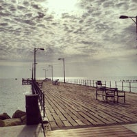 Photo taken at Limassol Old Port by Alina D. on 1/2/2014