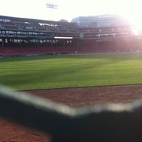 Photo taken at The Bleacher Bar by Dia on 10/13/2012