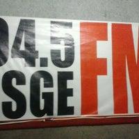 Photo taken at ESGE Radio by Rudi K. on 7/25/2013