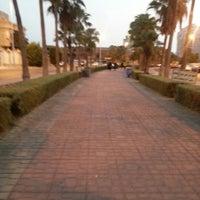 Photo taken at (الممشى (شارع فيصل بن فهد by Bayan M. on 10/7/2012