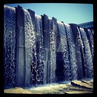 Photo taken at Yerba Buena Gardens by James E. on 4/26/2013