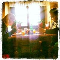 Photo taken at Čínská restaurace Zhong Nan Hai by Stanislav K. on 10/17/2012