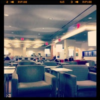 Photo taken at Delta Sky Club by Colan M. on 10/24/2012