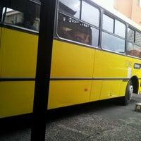 Photo taken at Parada de Buses Coronado by Ximena C. on 4/29/2013