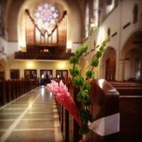 Photo taken at St. Thomas Aquinas Catholic Church by Ale S. on 6/22/2013
