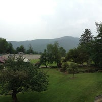 Photo taken at Trapp Family Lodge by Shawn T. on 6/22/2013