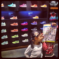 Photo taken at Nike by @justbeingarlyn on 6/5/2013