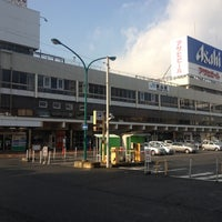 Photo taken at Tokuyama Station by Ryo S. on 1/1/2013