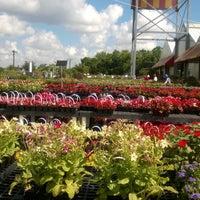 photo taken at houston garden center by claudia p on 5182014 - Houston Garden
