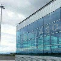Foto tomada en Aeropuerto de Santiago de Compostela (SCQ) por Zoraida el 4/18/2013