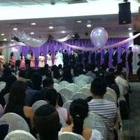 Photo taken at Central Christian Church Nusantara Hall by MOTLEY G. on 2/2/2013