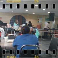 Photo taken at COMEDOR DEL HOSPITAL DE PEDIATRÍA by Rayman V. on 6/11/2013