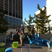 Photo taken at Twitter HQ by Stephanie H. on 10/19/2012