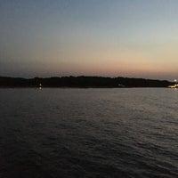 Photo taken at Jerolim Island by Eralp T. on 8/5/2017