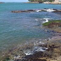 Photo taken at Praia da Direita by Eduardo on 7/16/2013