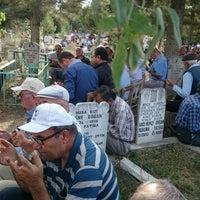 Photo taken at Yesilciftlik mezarligi by Arif Kadir A. on 9/11/2016