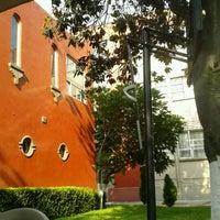 Photo taken at Centro Universitario Incarnate Word by Estefani T. on 4/17/2013