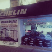 Photo taken at TUYLUOGLU (MİCHELİN) by Mesut T. on 9/30/2014