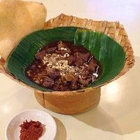 Photo taken at Tasty Resto & Cafe Tahu by Jevon T. on 8/18/2015