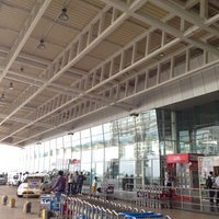 Photo taken at Mangalore International Airport by Bala on 11/11/2012