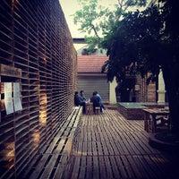Photo taken at Quỹ Giao lưu Quốc tế Nhật Bản tại Việt Nam (The Japan Foundation) by Long T. on 12/18/2012