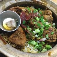Photo taken at Huen Kee Claypot Chicken Rice by Ten J. on 6/14/2017
