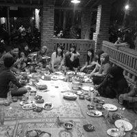 Photo taken at Ayam Panggang Banjarejo by Jidat Y. on 7/13/2013