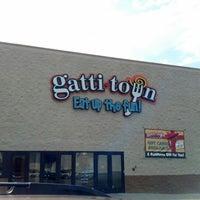 Photo taken at GattiTown by Cassie M. on 11/3/2012