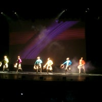 Photo taken at Teatro Vallarta by Jose M. on 5/16/2013
