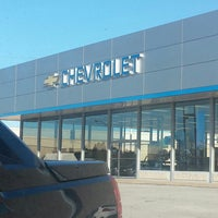 Photo taken at Reliable Chevrolet by Scherwin L. on 1/17/2014