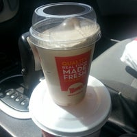 Photo taken at Wendy's by Eliza-Luis L. on 9/26/2012
