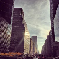 Photo taken at 125 Park Avenue by Kristin S. on 12/3/2012