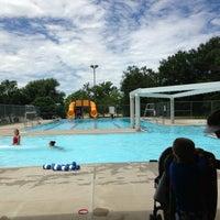 Photo taken at Northwood Pool by Brooke B. on 6/27/2013
