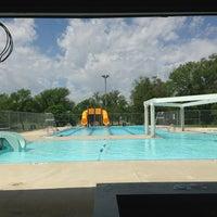 Photo taken at Northwood Pool by Brooke B. on 5/31/2013