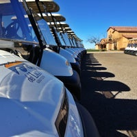 Photo taken at Del Lago Golf Club by Aaron T. on 3/12/2013