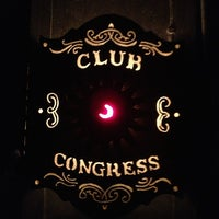 Photo taken at Club Congress by Aaron T. on 5/18/2013