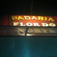 Photo taken at Padaria Flor do Norte by David G. on 11/15/2012