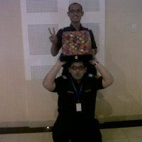 Photo taken at KPP Bea dan Cukai Tipe Madya Pabean Tangerang by Ainul Fuadi M. on 7/17/2013