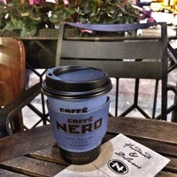 Photo taken at Caffé Nero by Beyza D. on 11/10/2017