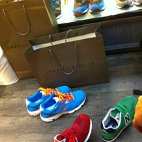 Photo taken at New Balance by H🌼NEY💕 B. on 3/25/2013