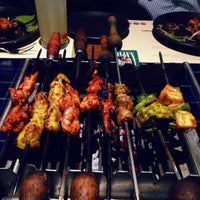 Photo taken at Barbeque Nation by seemal on 7/22/2013