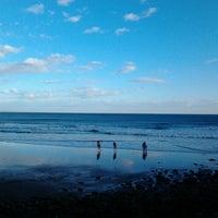 Photo taken at Punta Roca by Fa Q. on 12/22/2012