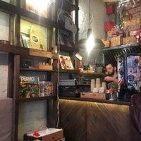 Photo taken at NOOT. Фалафель, хумус и всё такое by Ju on 1/2/2018