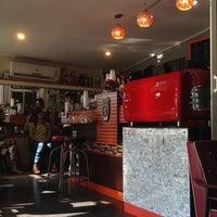 Photo taken at Kala Coffee by Thip &. on 2/13/2014