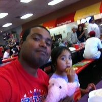 Photo taken at Peter Piper Pizza by Choppo D. on 11/10/2012