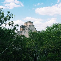 Photo taken at Uxmal by Юлия on 5/8/2014